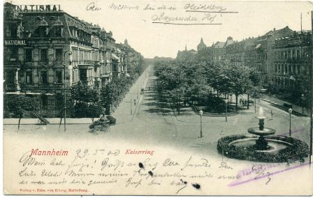 Mannheim Kaiserring