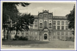 Rostock, Universität, gel. 1943
