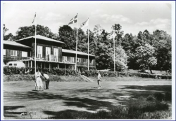 Stockholm, Golf Club Kevinge, gel. 1964