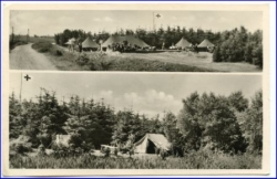 Fehmarn, Altenteil, DRK-Jugendzeltlager, gel. 1953 --