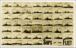 England, Ships of the Fleet (Weloh & Sons, Portsmouth)