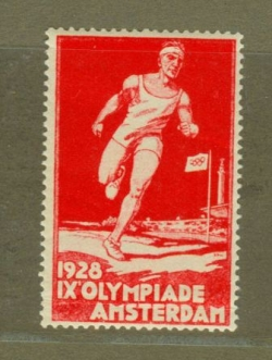 Olympiade 1928, Vignette