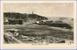 Jemen, Aden, Steamer Point II