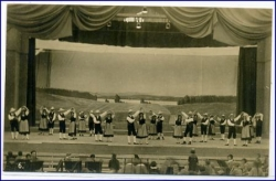 Interlaken, Bernisches Kantonal-Gesangfest 1926,