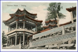 China, Peking, Summer Palace, um 1910