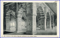 Delhi, Palace, Hall of Special Audience, gel. 1912