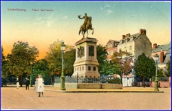 Luxemburg, Pace Guillaume, um 1910