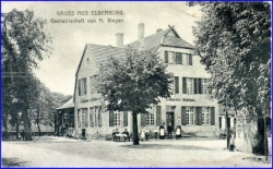 O2801 Eldenburg, Gasthaus, gel. 1921