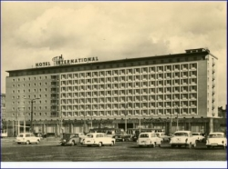 Magdeburg, Hotel International, 1965