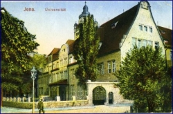 Jena, Universität, gel. 1910 --