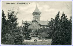Alte Ansichtskarten Vogtland Alte Ansichtskarten Reichenbach