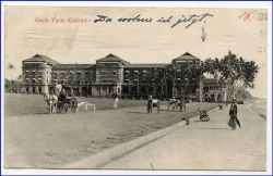 Ceylon, Sri Lanka, Colombo, Galle Face, gel. 1912