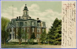 Exeter, N.H., Robinson Remate, um 1900