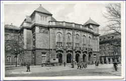 Mainz, Theater, gel. um 1930