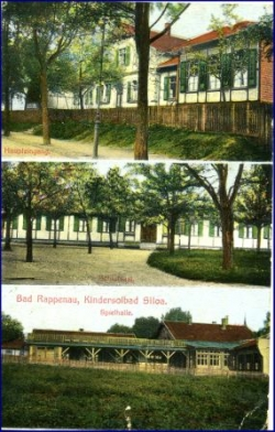 W6927 Bad Rappenau, 3 Ansichten, gel. 1925