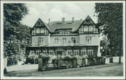 W4515 Bad Essen, Waldhotel, gel. 1939