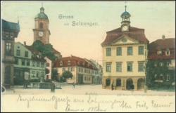O6217 Bad Salzungen, gel. 1901